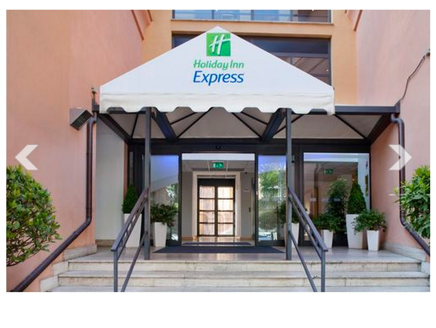 Holiday Inn express Roma San Giovanni