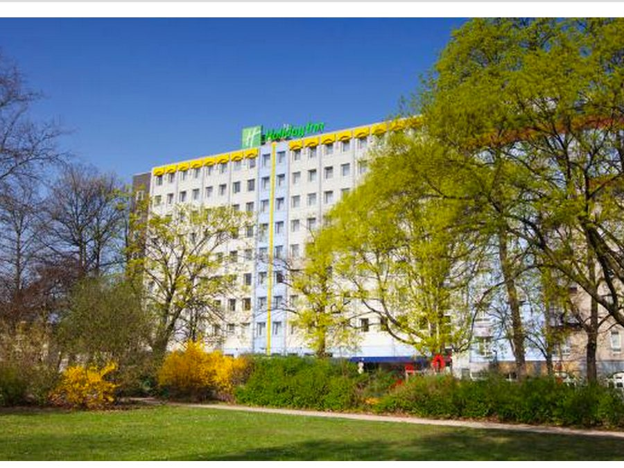 Holiday Inn Berlin-Mitte