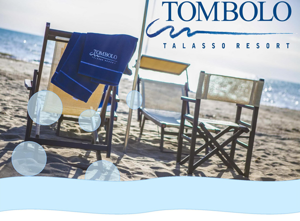 Tombolo Talasso Resort - BED & BREAKFAST 2017